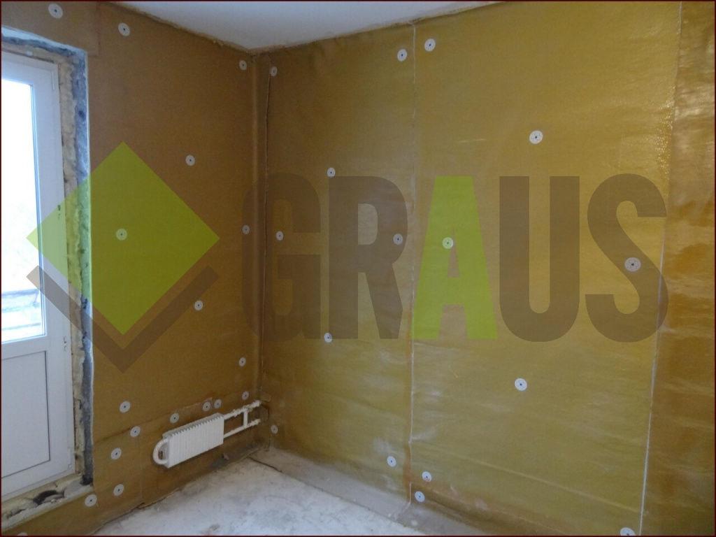 Как сделать шумоизоляцию в комнате стены